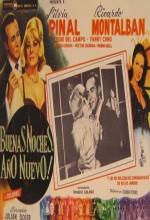 Buenas Noches, Año Nuevo (1964) afişi