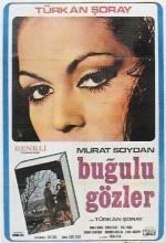 Buğulu Gözler (1970) afişi