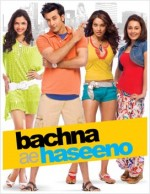 Bachna Ae Haseeno (2008) afişi
