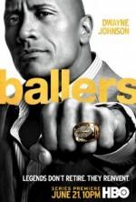 Ballers Sezon 2 (2016) afişi