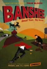 Banshee - sezon 1 (2013) afişi