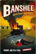 Banshee Sezon 2 (2014) afişi
