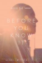 Before You Know It (2013) afişi