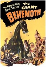Behemoth the Sea Monster (1959) afişi
