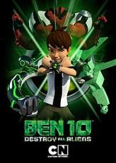 Ben 10: Destroy All Aliens (2012) afişi