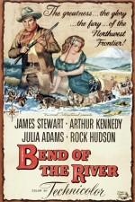 Bend of the River (1952) afişi