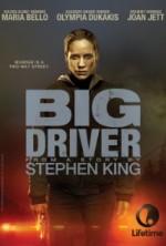 Big Driver (2014) afişi