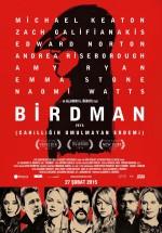 Birdman veya (Cahilliğin Umulmayan Erdemi) (2014) afişi