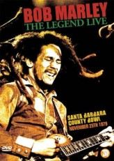 Bob Marley Live in Concert  afişi