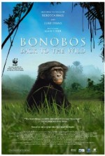 Bonobos: Back to the Wild (2015) afişi