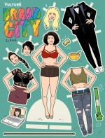 Broad City Sezon 3 (2016) afişi