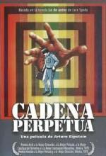 Cadena Perpetua (1979) afişi