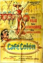 Café Colón (1959) afişi