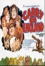 Carry On England (1976) afişi