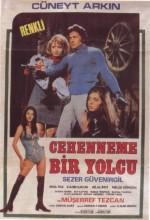 Cehenneme Bir Yolcu (1971) afişi