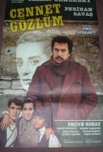 Cennet Gözlüm (1987) afişi