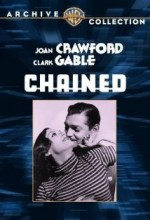 Chained (1934) afişi