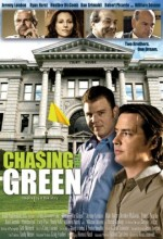 Chasing The Green (2009) afişi