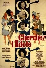 Cherchez L'idole (1964) afişi