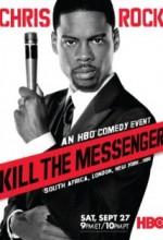 Chris Rock: Kill The Messenger - London, New York, Johannesburg (2008) afişi