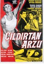 Çıldırtan Arzu (1967) afişi