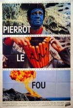 Çılgın Pierrot (1965) afişi