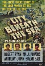 City Beneath The Sea (1953) afişi