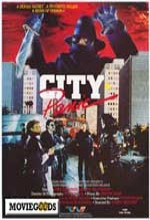 City in Panic (1986) afişi