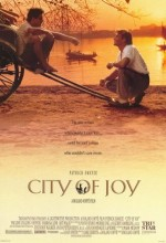 City Of Joy (1992) afişi