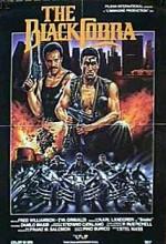 Cobra Nero (1987) afişi