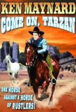 Come On, Tarzan (1932) afişi