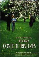 Conte De Printemps (1990) afişi