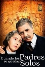 Cuando Los Padres Se Quedan Solos (1949) afişi