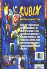 Cubix: Robots For Everyone (2001) afişi