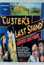 Custer's Last Stand (1936) afişi