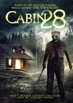 Cabin 28  (2017) afişi