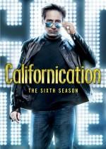 Californication Sezon 6 (2013) afişi
