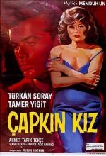 Çapkın Kız (1963) afişi