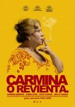 Carmina o revienta (2012) afişi