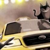 Cat & Bird  afişi