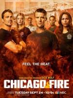 Chicago Fire Sezon 3 (2014) afişi
