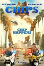 CHiPs (2017) afişi