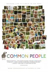 Common People (2013) afişi