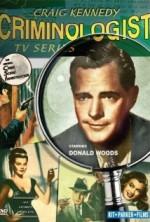Craig Kennedy, Criminologist (1952) afişi