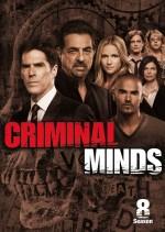 Criminal Minds Sezon 8 (2012) afişi
