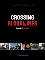 Crossing Blood Lines (2015) afişi