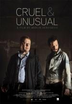 Cruel & Unusual (2014) afişi