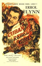 Cuban Rebel Girls (1959) afişi