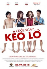 Cuoi Ngay Keo Lo (2012) afişi