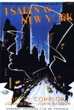 Czar Of Broadway (1930) afişi